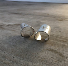 Spoon Cuff Ring - SHINE BRIGHT