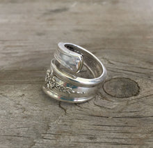 Spoon Ring - MAGNOLIA INSPIRATION - #4405