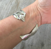 Spoon Cuff Bracelet - MERMAID TAIL - #4121