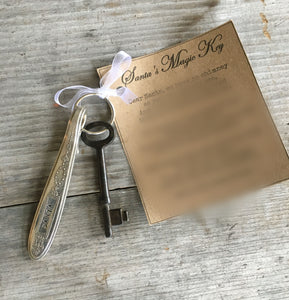 Santa's Magic Key - GROSVENOR - #3107