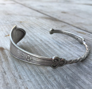 Spoon Cuff Bracelet - GEM - #4153