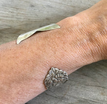 Spoon Cuff Bracelet - MERMAID  - #4045