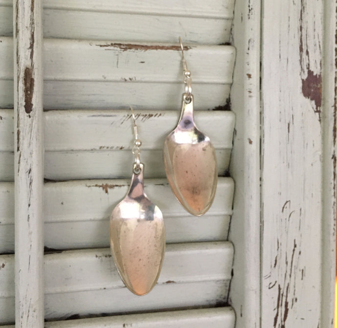Spoon Earrings - #4264