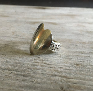 Spoon Heart Ring