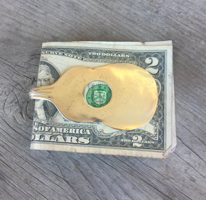 Spoon Money Clip - Guitar - #2096