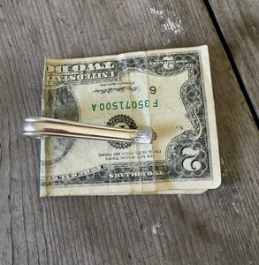Spoon Money Clip - AVALON - BEER - #3754