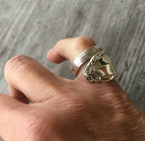 Spoon Ring - ENCHANTMENT  - #3664