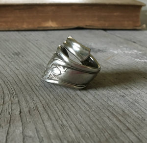 Spoon Ring - PRINCESS - #4035