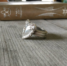 Spoon Ring Heart - ENCHANTMENT - #3984