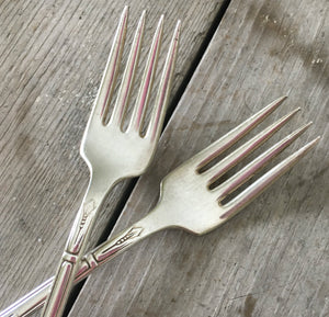 Wedding Forks - MISTER MISSUS - INSPIRATION - #2703