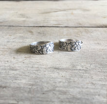 Sterling Spoon Ring - GORHAM - DEHLI