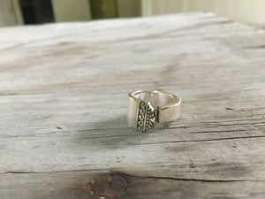 Spoon Ring - SURF CLUB- #3697