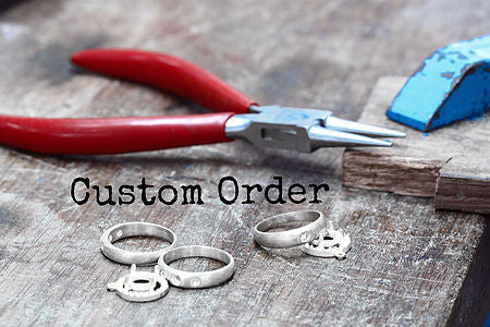 Custom Order - Amy Prohl Griesmann