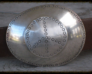 Spoon Belt Buckle - #1860