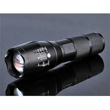 TEK-GEAR LED TACTICAL FLASHLIGHT