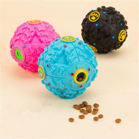 FUSION PET SUPPLIES® TRICKY TREAT BALL