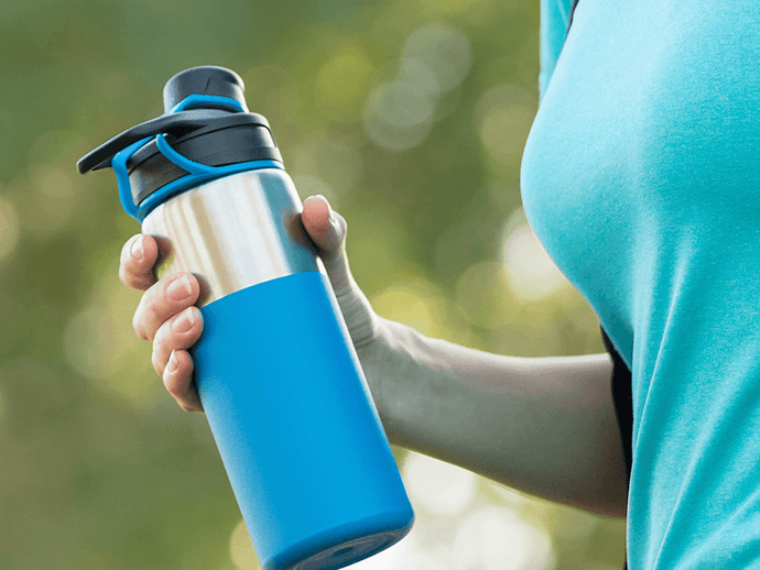 How to Clean a Stainless Steel Water Bottle