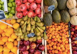 Your Definitive Guide To Basic Healthy Grocery Shopping