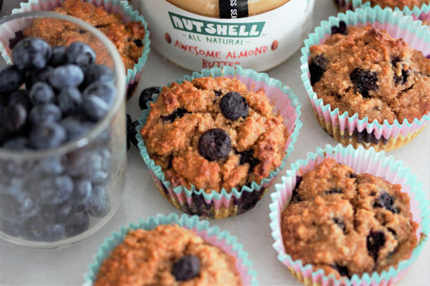 Healthy muffins without sugar