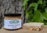 Creamy Peanut Butter As A Healthy Snack