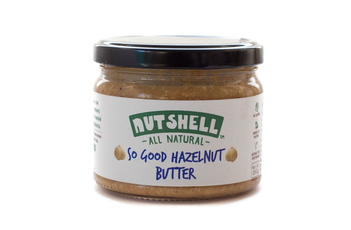 Delicious Hazelnut Butter