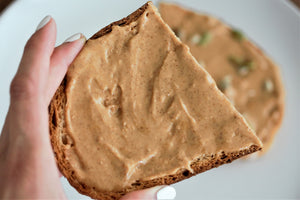 Healthy Nut Butter For Breakfast