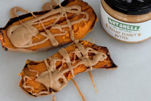 Creamy Peanut Butter As a Protein Snack