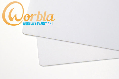 Worbla Pearly Art feuille Géante (100 cm x 150 cm)
