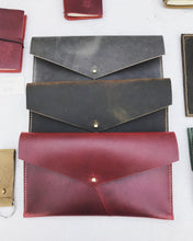 Envelope Clutch with Removable Wrist Strap