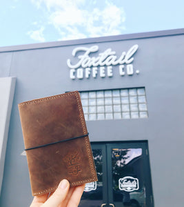 Field Notes Passport Cover
