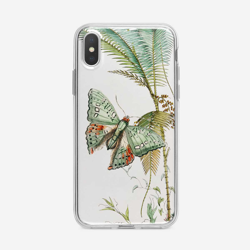 Jungle Butterfly iPhone Case from Tiny Quail