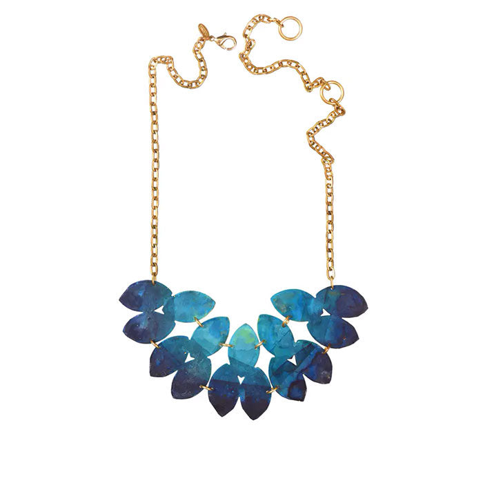 Ocean Ombre Kiki Necklace By We Dream in Colour