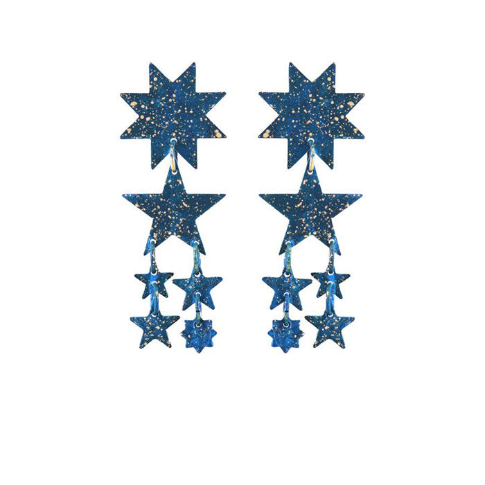 Orion Earrings By We Dream in Colour