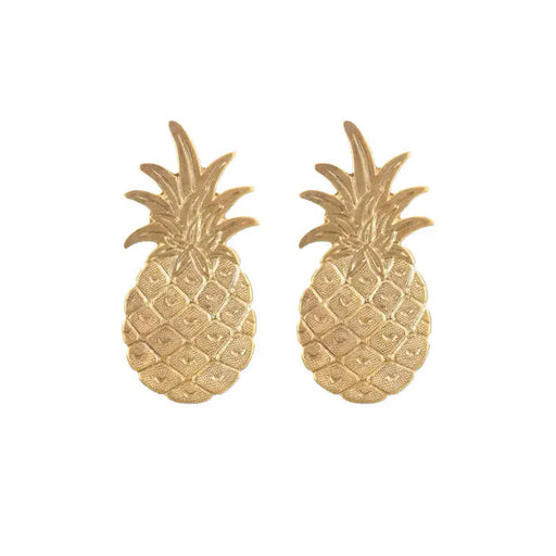 Pina Pineapple Earrings By We Dream in Colour