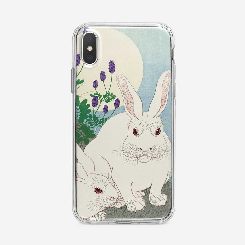 Angry Bunnies iPhone Case from Tiny Quail