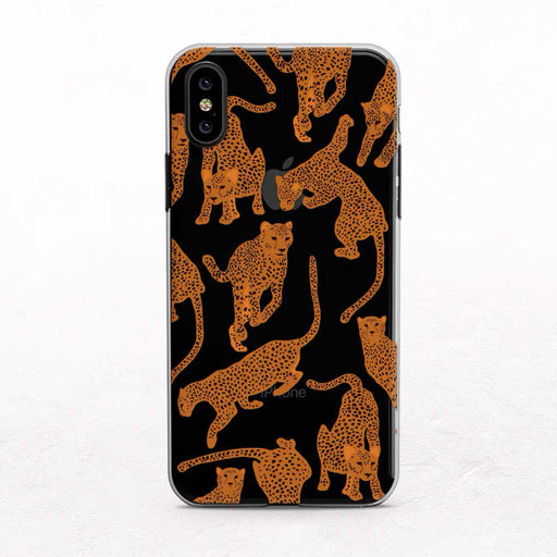 Cheetah iPhone Case by Onesweetorange