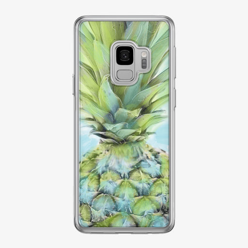 Cool Colored Pineapple Samsung Galaxy Phone Case by Tiny Quail