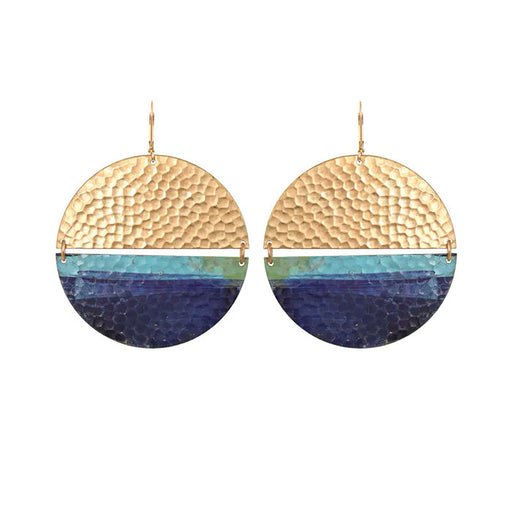Issoria Earrings By We Dream in Colour