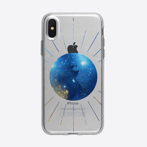 Cosmic Mystic Moon iPhone Case from Tiny Quail