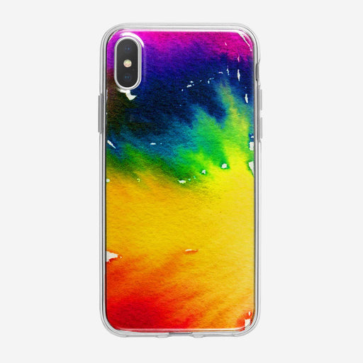 Rainbow Colors iPhone Case from Tiny Quail