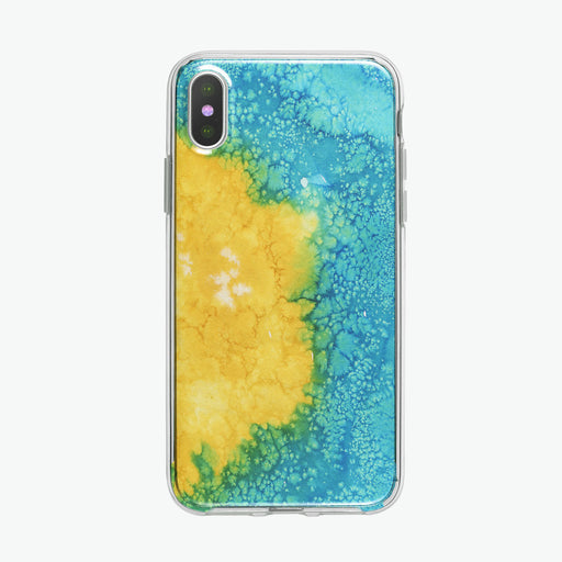 Salty Beach iPhone Case by Tiny Quail