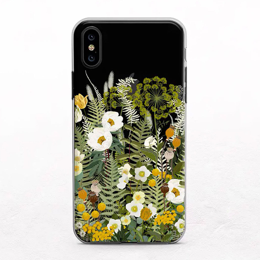 Spring Meadow Designer iPhone Case by Onesweetorange