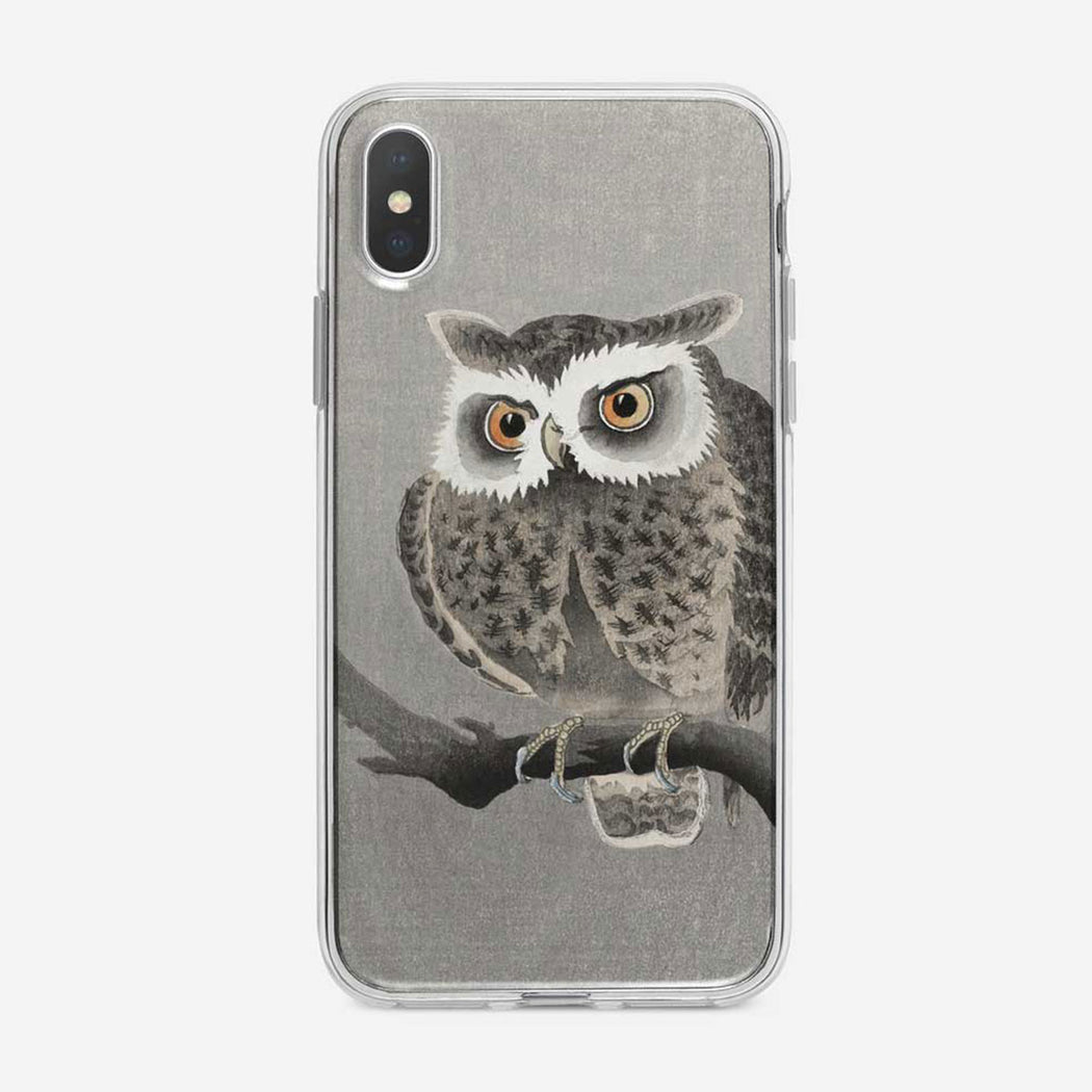 Canvas Vintage Owl iPhone Case from Tiny Quail