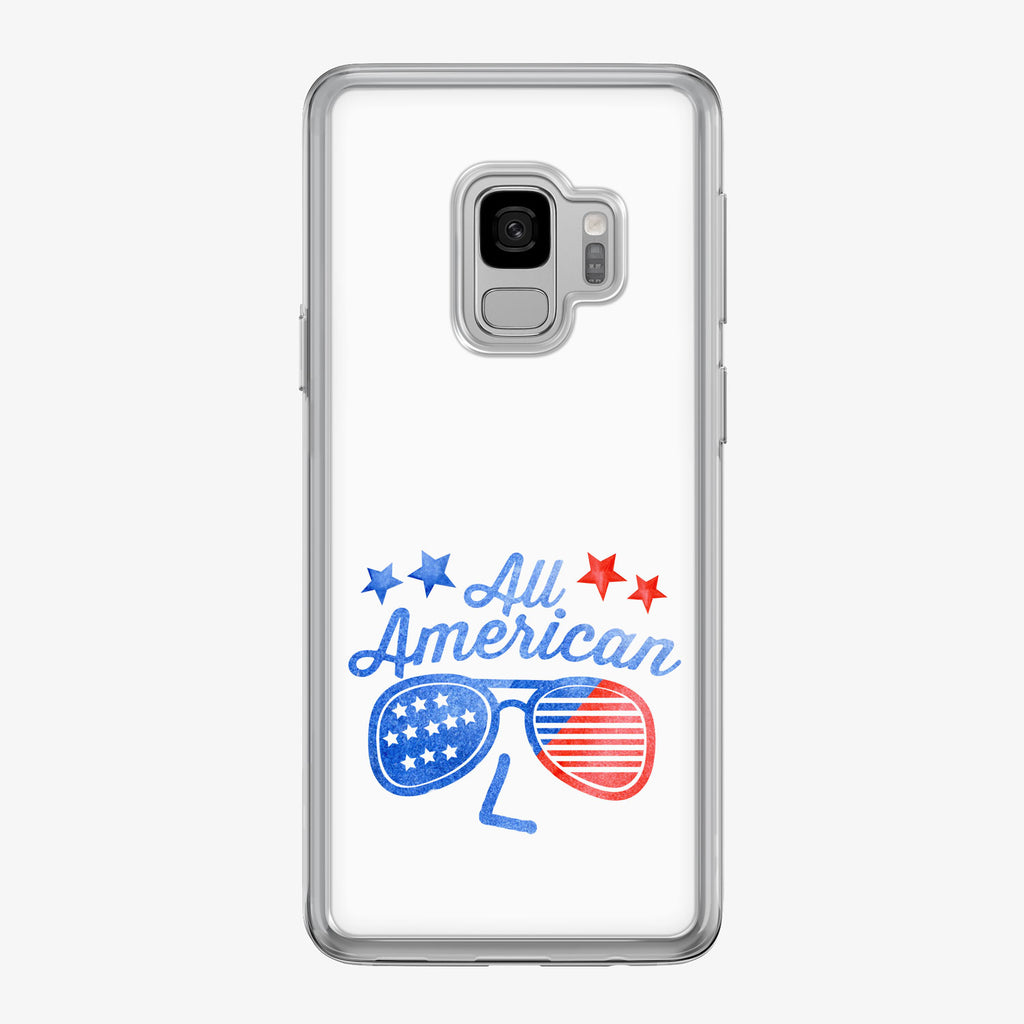 All American Sunglasses Samsung Galaxy Phone Case by Tiny Quail