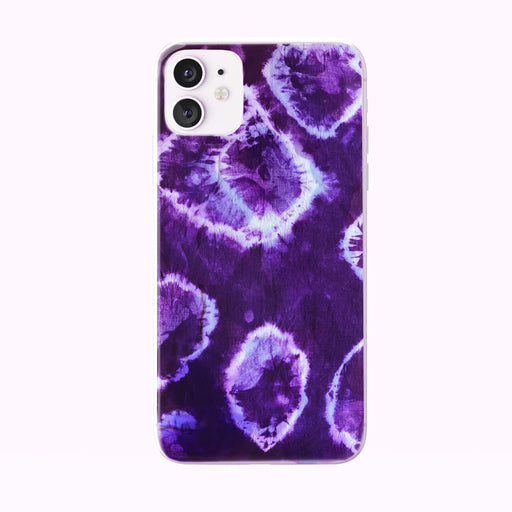 Tie Dye Spots iPhone Case from Tiny Quail