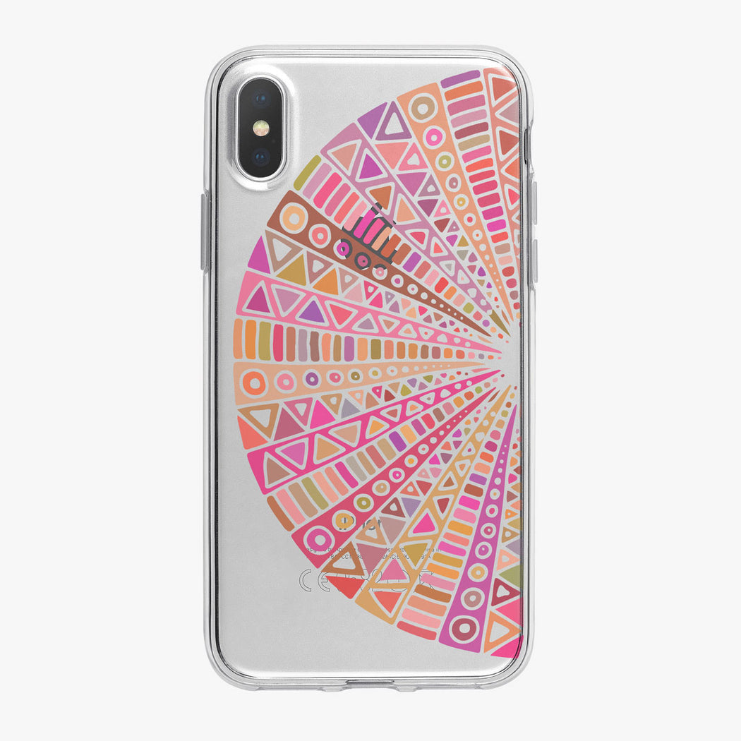 Tribal Pattern Mandala iPhone Case from Tiny Quail