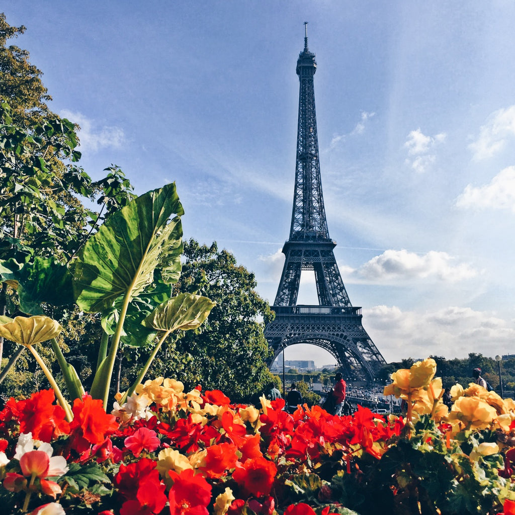 Romantic Long Weekend in Paris Itinerary