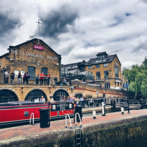 camden lock, london view, weekend in london, london itinerary