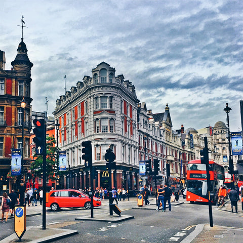 soho, london itinerary, weekend in london