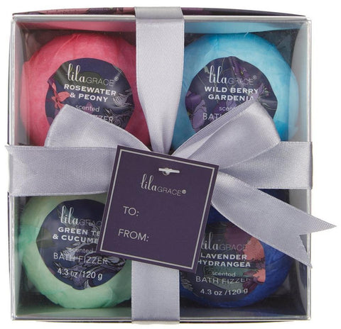 Image of Lila Grace Bathbomb Fizzer Set